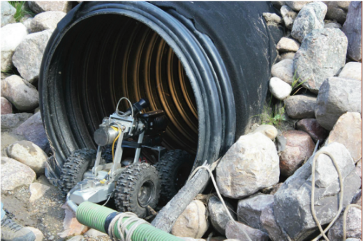 Sewer main line inspection Toronto